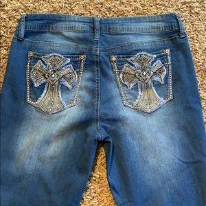 Hydraulic Lola Curvy Slim Boot Jeans